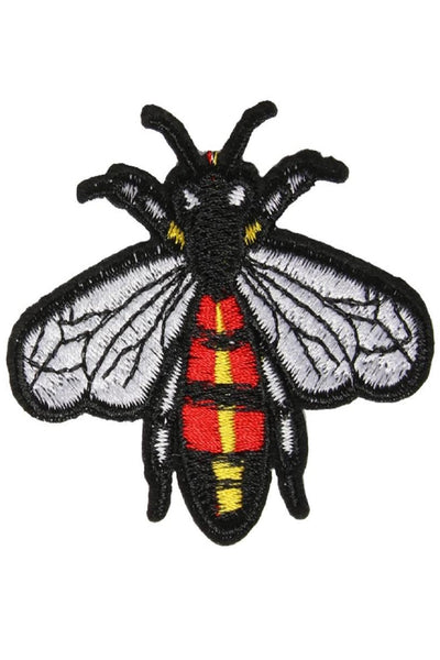 Iron-On Bee Patch