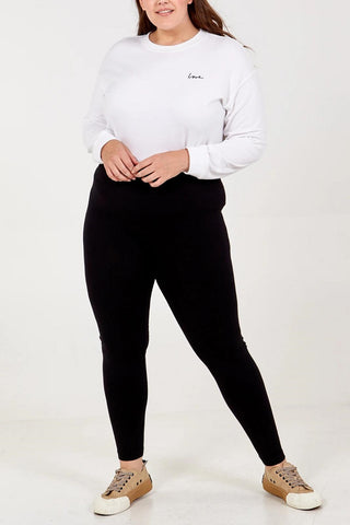 Curve Fleece Lined Legging