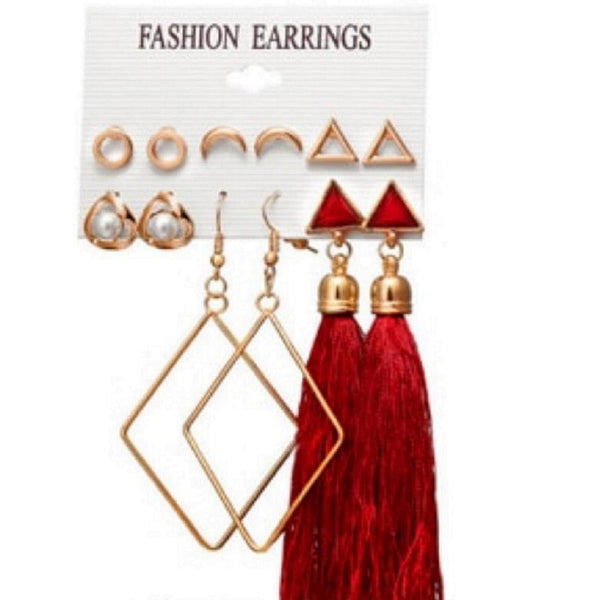 Fashion Earrings Set