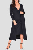Betty Maxi Cardigan Dress Set