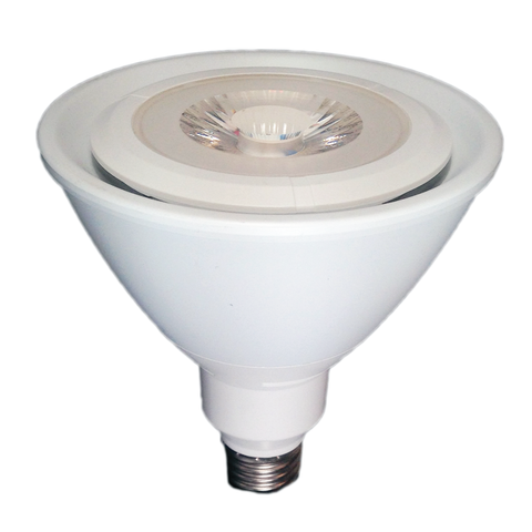 "100W Equivalent - 19W Watt ""Kepler G2 Series"" PAR38 LED - 25deg - Warm White Light - Dimmable- 10 Pack"