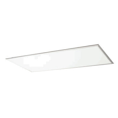 45 Watt LED 1 ft by 4 ft  LED Panel Light  with UL External Driver - Warm White