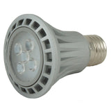"40W Equivalent - 7 Watt ""Nova Series"" PAR20 LED - Natural White - Dimmable"