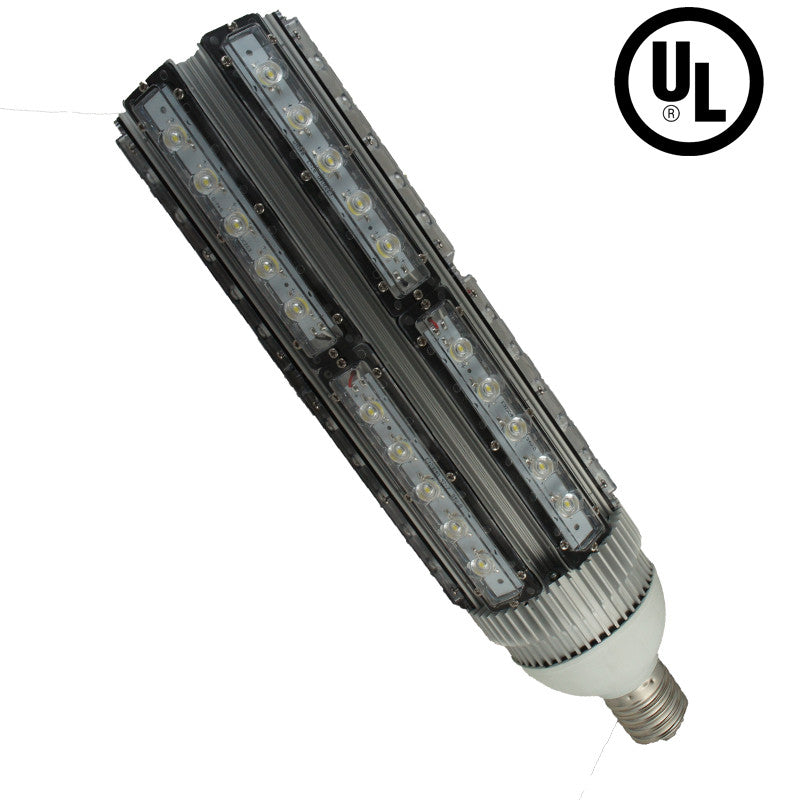 60W WSEV Series LED Post Top and Street Lamp Replacement - Cool White