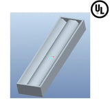 "96W Equivalent - 50 Watt ""NL-PLT50W"" 1 ft X 4 ft  LED Panel with UL External Driver - Natural White- 50 Pack"