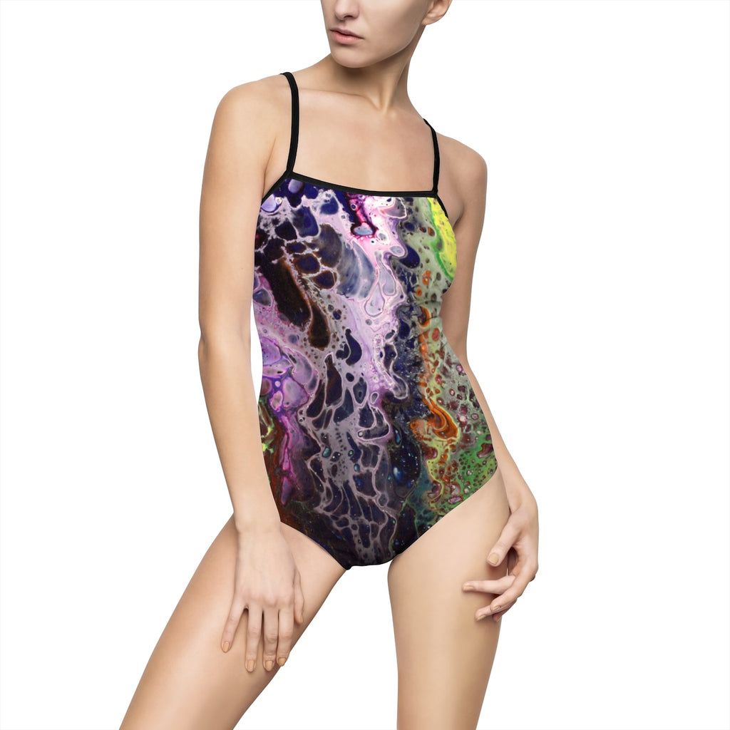 Purple Lust One Piece