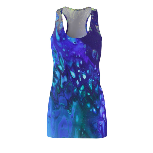Sunny Waters Racerback Dress
