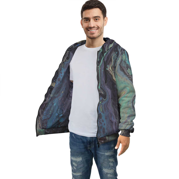 Swirling Galaxies Hoodie