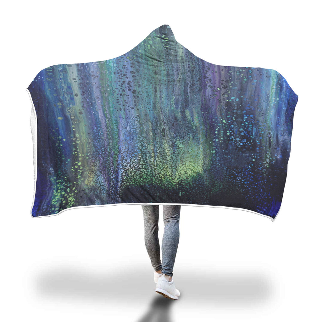 Twilight Hooded Blanket