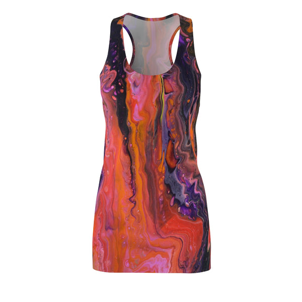 Galactic Portal Racerback Dress