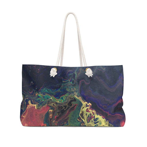 Oil Slick Weekender Bag