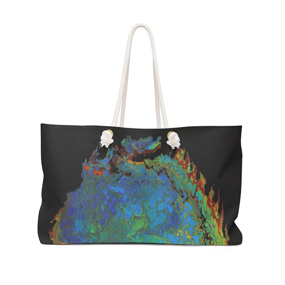 Flames of Desire Weekender Bag