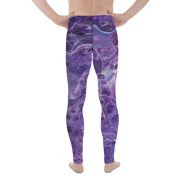 Shy Violet Men's Leggings