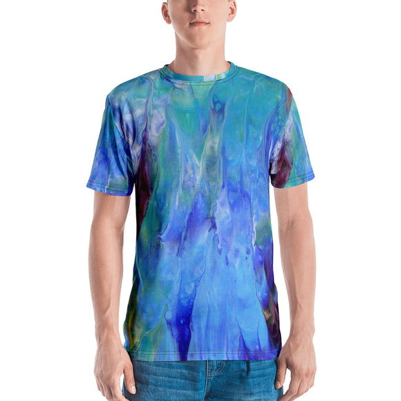 Blues Galore Men's T-shirt