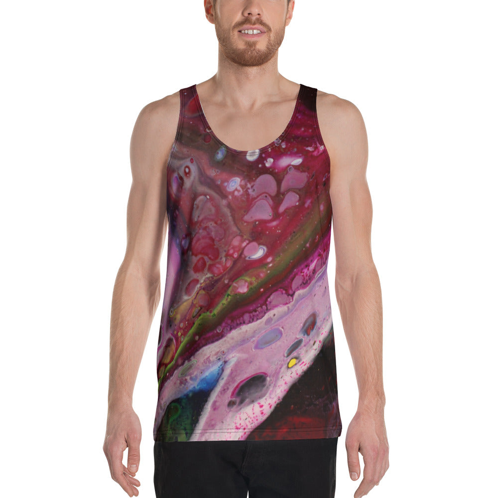 Cranberry Dreams Tank Top