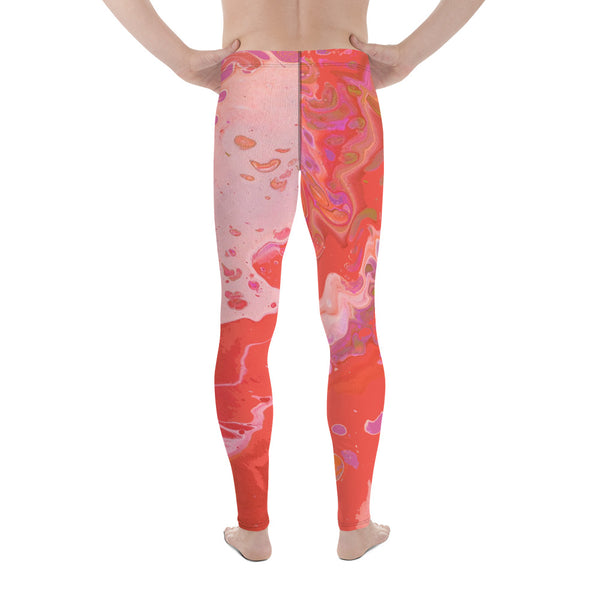 Dreamsicle Men's Yoga Leggings