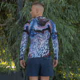 Lava Water Rash Guard