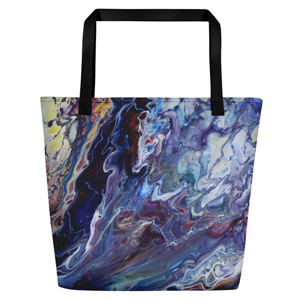 Beach Bag-Color explosion