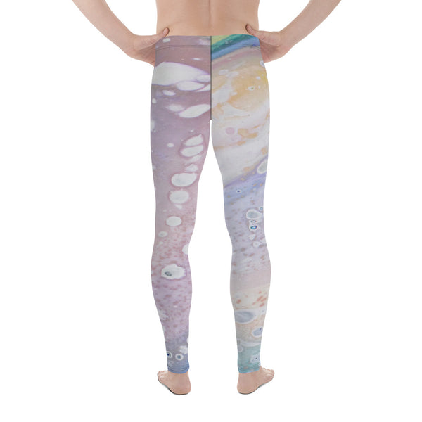 Pink Lover Men's Leggings