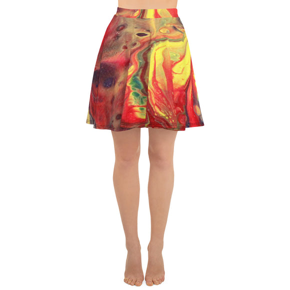 Sunshine Joy Skater Skirt