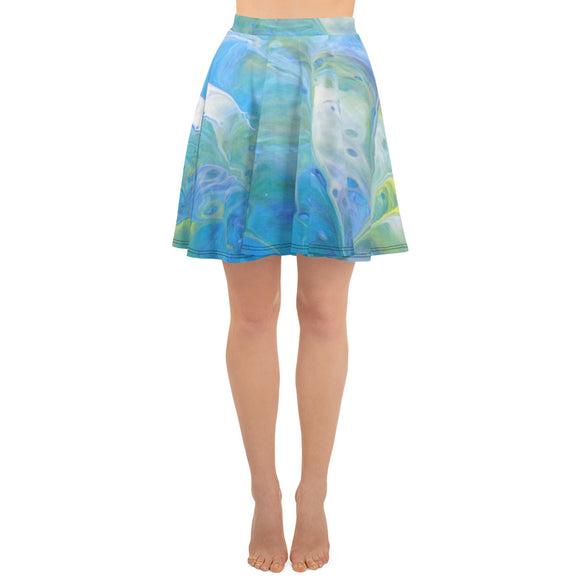 Blue Heaven Skater Skirt