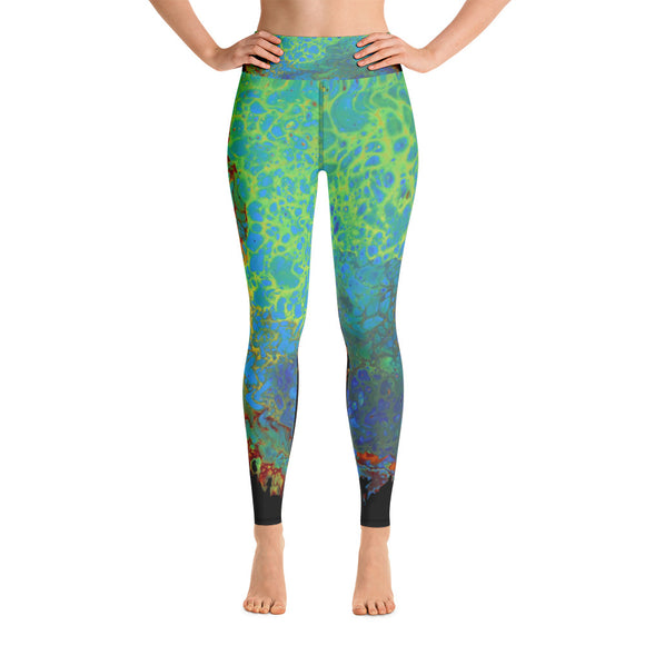 Colorful Yoga Leggings