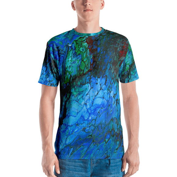 Sea Green Men's T-shirt