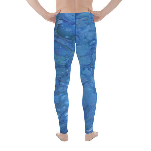 Ocean Views Men's Leggings