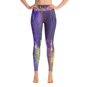 Rainbow Fantasy Yoga Leggings