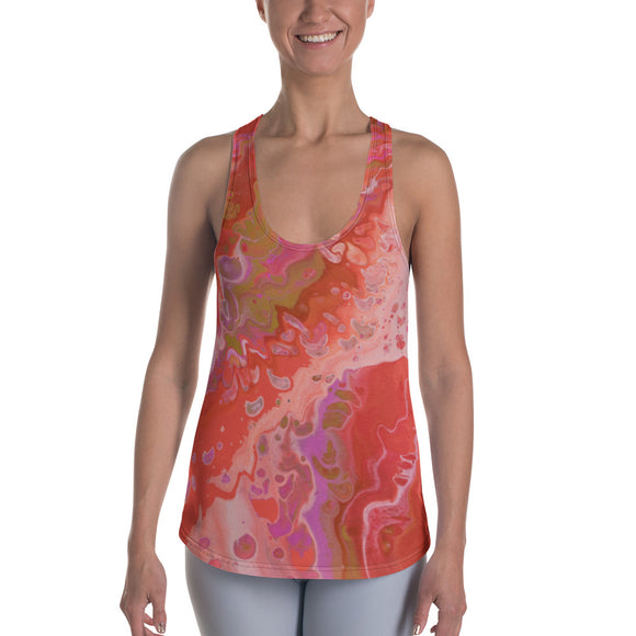Dreamsicle Racerback Tank