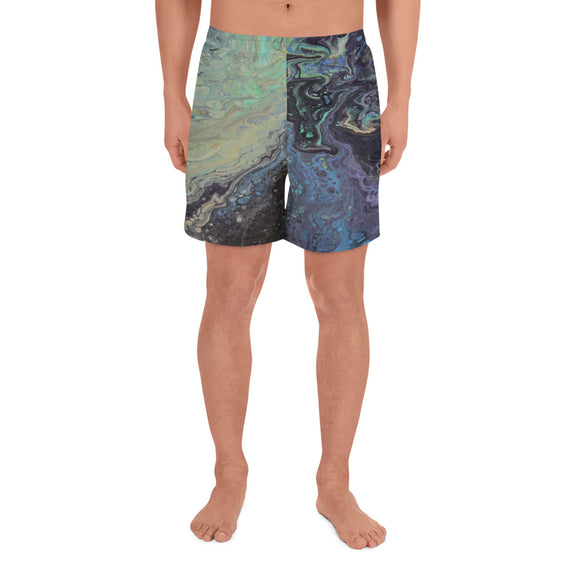 Swirling Galaxies Shorts