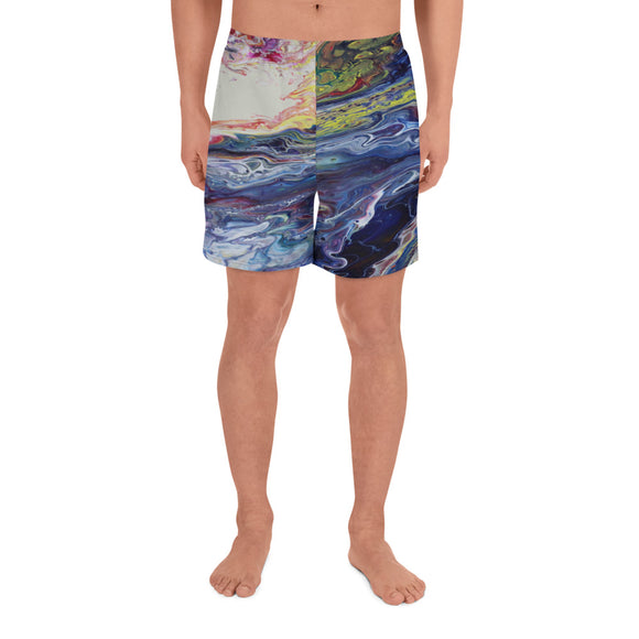 Galactic Splash Shorts