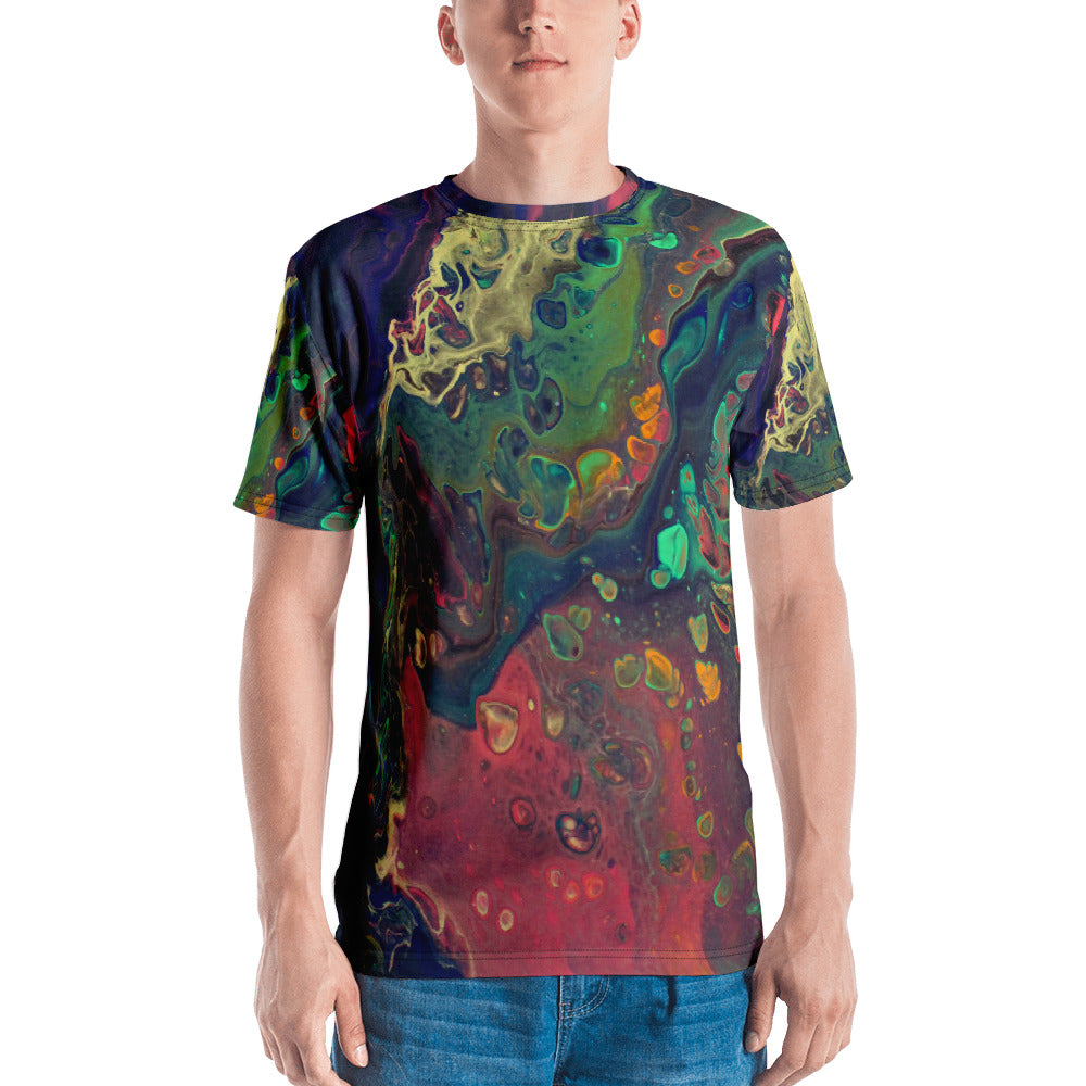 Oil Slick Men's T-shirt