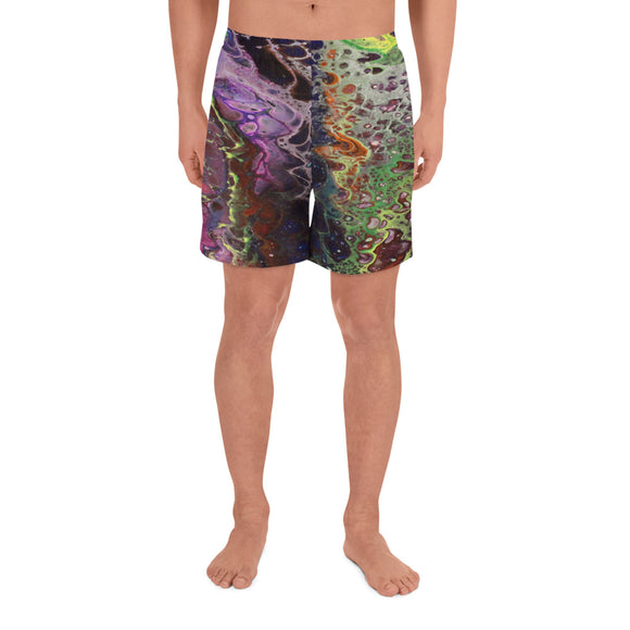 Purple Lust Shorts