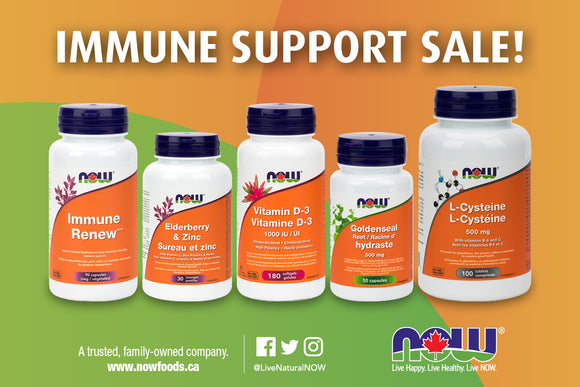 Now Foods immune Savings