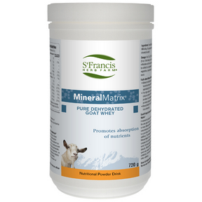 Mineral Matrix Goat Whey