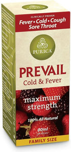 PURICA Prevail (Cold & Fever) for Adults (90 ml)