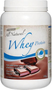 PRECISION All Natural Whey Protein (Chocolate Velvet - 375 Gr)