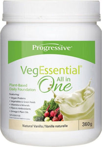 PROGRESSIVE VegEssential All In One  (Unflavoured - 360 Gr)