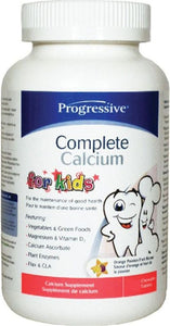 PROGRESSIVE Complete Calcium for Kids (60 Chew Tabs)