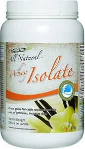 PRECISION All Natural Whey Isolate (Vanilla Delight - 375 Gr)