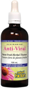 NATURAL FACTORS Echinamide Anti-Viral (100 ml)