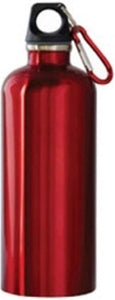 NEW WAVE - SS Water Bottle - Red (600 ml)