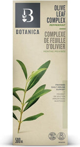 BOTANICA Olive Leaf Complex ( Peppermint - 500 ml)