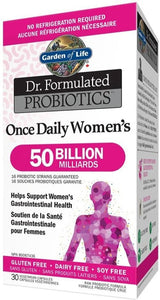 DR FORMULATED Probiotics One Daily Womens 50 Billion (30 caps)