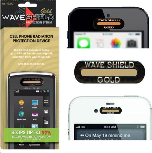 WAVE SHIELD Gold 2-Pack