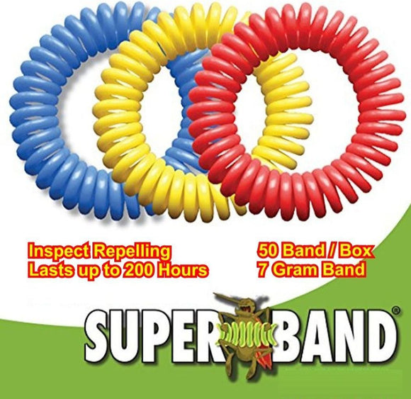 EVERGREEN Super Band (7 Gr x 50 Bands - 200 Hours)