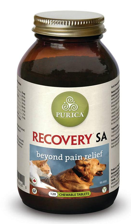 PURICA Pet Recovery (120 Chew)