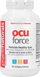 PRAIRIE NATURALS Ocu Force (120 Softgels)