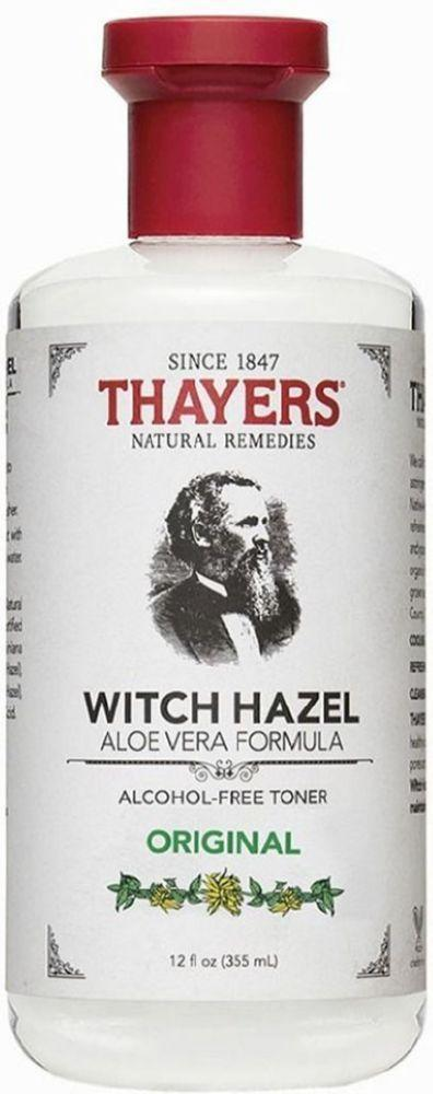 THAYERS Witch Hazel Original (Alcohol Free - 355 ml)
